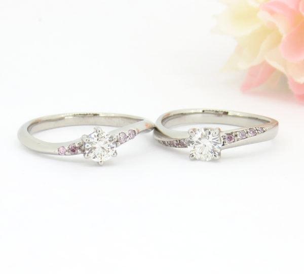 セレクション婚約指輪