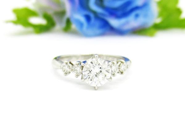 婚約指輪を使いやすいデザインへリフォームしたい