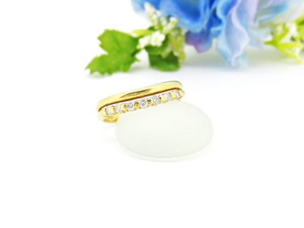 使わなくなった金のダイヤの指輪
