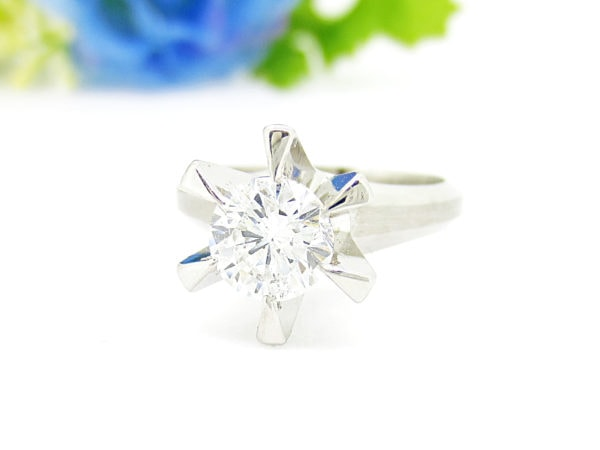 ダイヤの指輪をリフォームしてプレゼントしたい