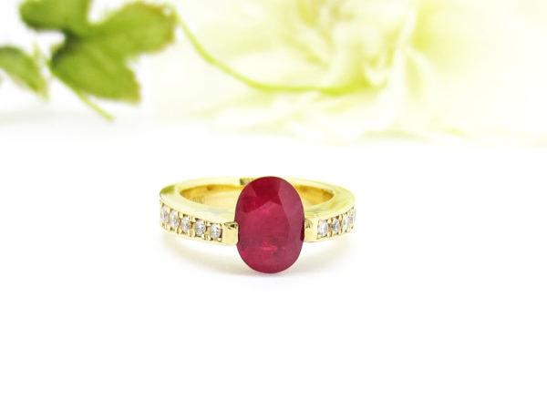 ジュエリーリフォーム、形見の指輪