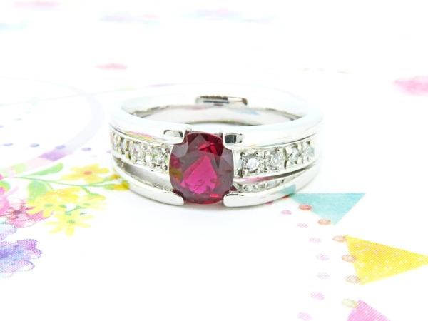 婚約指輪をリフォームして使いやすいリングへ