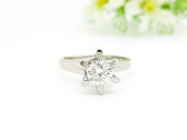 リフォーム前の昔の婚約指輪