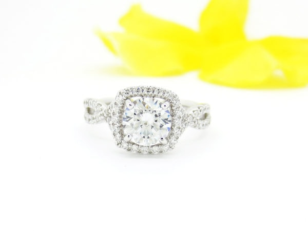 1カラットダイヤの指輪をリフォームするならジュエリーハナジマがおすすめ