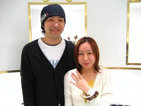 立花 様ご夫妻 (東京都在住)のサムネイル