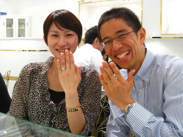 西野 様 ご夫妻 (東京都在住)のサムネイル