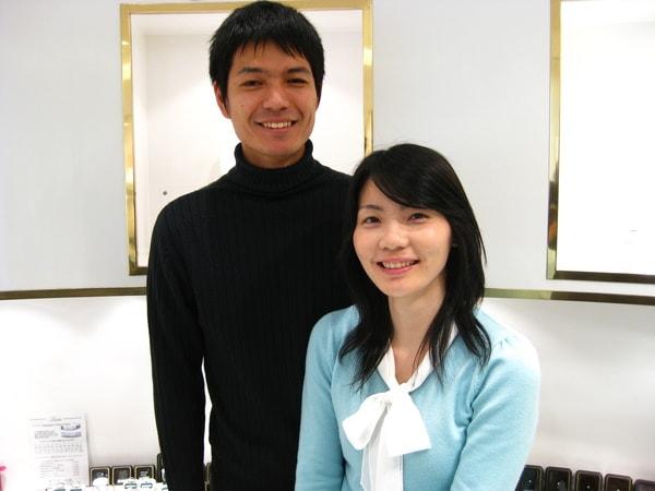 長嶺 様 ご夫妻 (沖縄県在住)のサムネイル