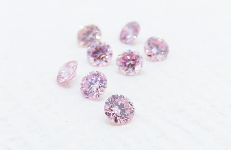鍛造×ピンクダイヤモンド